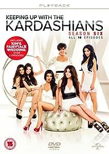 Keeping Up with the Kardashians - Season 6 [Import anglais]