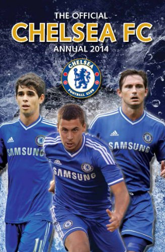 Official Chelsea FC Annual 2014 (Annuals 2014)