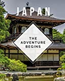 Japan - The Adventure Begins: Trip Planner & Travel Journal To Plan Your Next Vacation In Detail Including Itinerary, Checklists, Calendar, Flight, Hotels & more