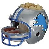 WinCraft Detroit Lions Football NFL Snack Helmet