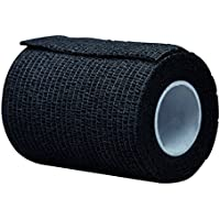 uhlsport 100121101 Bande adhésive pour Chaussettes Mixte Adulte, Noir, Taille Unique
