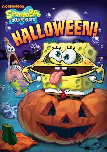 SpongeBob SquarePants - Halloween by Tom - Halloween Dvds