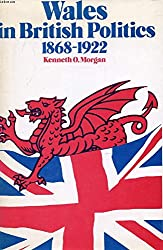 Wales in British Politics, 1868-1922