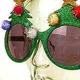 Weihnachten Sun Glasses Lustige Festive Secret Santa Geschenke [Spielzeug] - 4