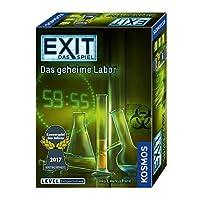 KOSMOS-Spiele-692742-Exit-Das-Spiel-Das-geheime-Labor-Kennerspiel-des-Jahres-2017