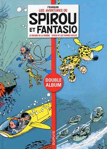 Spirou et Fantasio - Diptyques - tome 4 - Diptyque Spirou et Fantasio 4