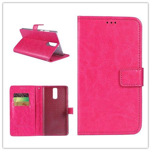 Funda® Flip Brieftasche Hülle für Doogee Y6 Max(Muster 7)