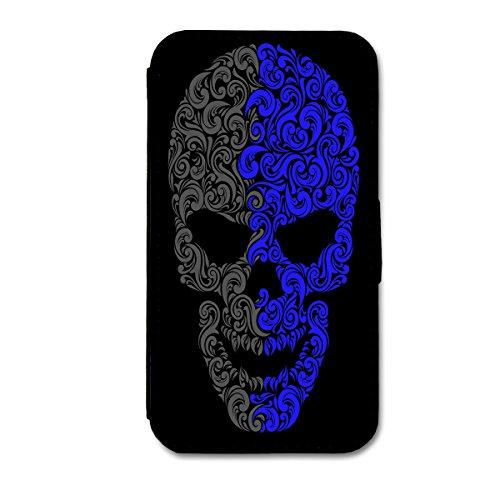 Book Style Flip Handy Tasche Case Schutz Hülle Schale Motiv Etui für Apple iPhone 6 - 4,7 Zoll - Flip 1A49 Design1 Design 12