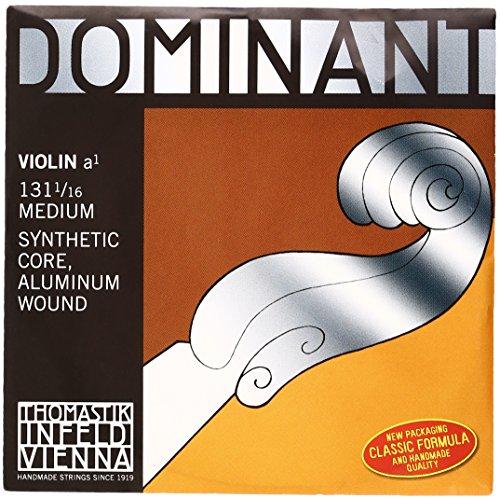 THOMASTIK CORDE PER VIOLINO DOMINANT NYLONKERN LA ALLUM  1/16