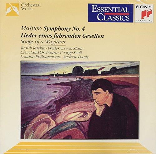 Mahler: Symphonie No. 4 / Lieder eines fahrenden Gesellen