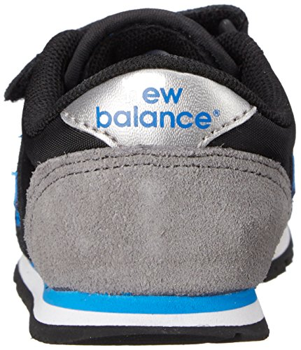 New Balance KE420 Lifestyle Running Shoe (Infant/Toddler) Navy/Grey