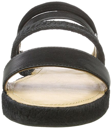 Marc O'Polo - 70313881903105 Sandal, Sandali Donna nero (nero)