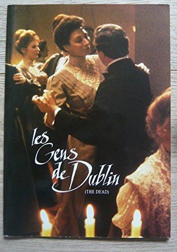 Dossier de presse de Les gens de Dublin (The Dead) (1987) par Huston