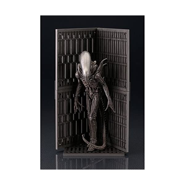 Kotobukiya ksv1591: 10Escala Big Chap película Alien Xenomorph ARTFX + Estatua 4