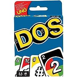 Mattel - Pack de juegos UNO + DOS: Amazon.es: Juguetes y juegos