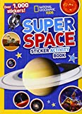 Best Book For 7 Year Old Boys - Super Space Sticker Activity Book (National Geographic Kids) Review