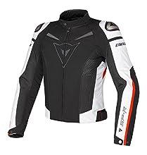 Dainese Super Speed Tex Jacket Giacca Moto Estiva con protezioni