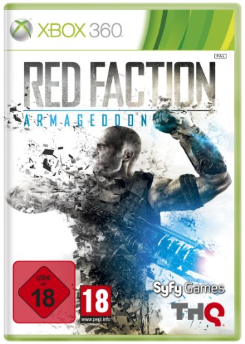 THQ Entertainment GmbH Red Faction Armageddon (uncut)