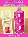Clip: Spielzeug DIY Möbel dekorieren mit Washitape - Spielzeug DIY