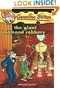 #7: The Giant Diamond Robbery: 44 (Geronimo Stilton)