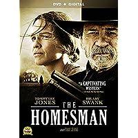 The Homesman [DVD + Digital] by Tommy Lee Jones