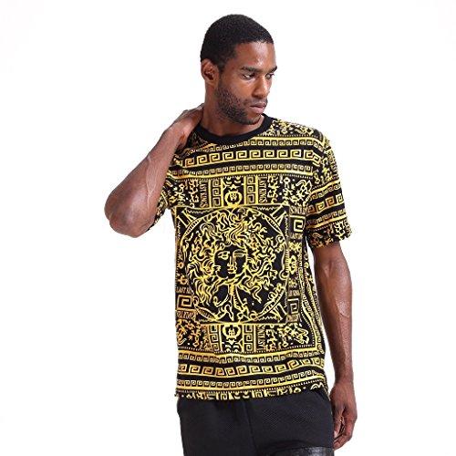 pizoff-unisex-luxury-hip-hop-hipster-apollo-baroque-religions-tattoo-print-lk-t-shirt-p3263-yellow-x