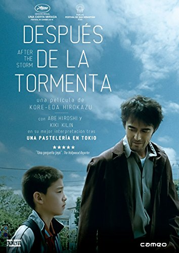 After the storm (DESPUÉS DE LA TORMENTA - DVD -, Spanien Import, siehe Details für Sprachen)