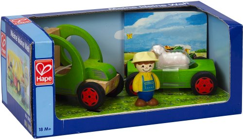 Hape International Hape My Playset Tractor