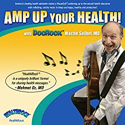 Enjoy DocRock's health information that is actionable and enjoyable. In this audio, you will learn how to:Overcome barriers to good healthGet out of your chair and get inspired take action to stay healthyIdentify potential causes of illness and make ...