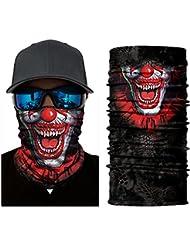 Nuevo estilo diadema Magic 3d diseño ciclismo bufandas bufanda Bandana Cuello Máscara de calentadores al aire libre deportes bicicleta Headwears