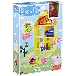 Di Peppa Pig Casa E Giardino Playhouse