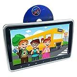 Lecteur DVD d'appui-tête de Voiture, Moniteur à écran LCD de 10,1 Pouces, DVD/HDMI/USB/SD/siège arrière, par Hengweili