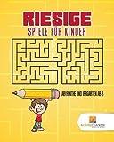 Riesige Spiele Für Kinder : Labyrinthe Und Irrgärten Ab 8