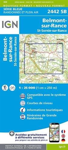 Belmont-sur-Rance/St-Sernin-sur-Rance : 2442sb