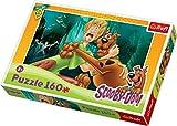 Trefl - Puzzle de madera Scooby-Doo de 160 piezas
