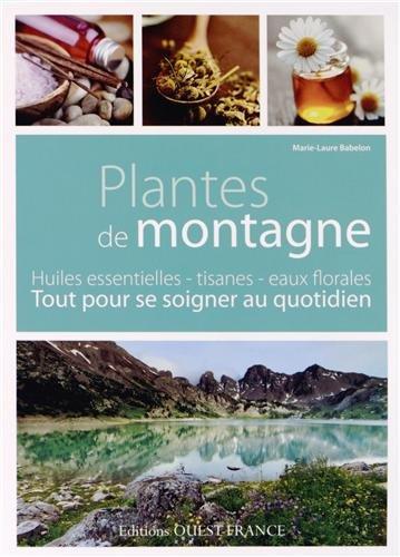 Plantes de montagne : Tout pour se soigner au quotidien