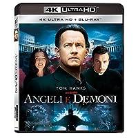 Angeli e Demoni (4K Ultrahd + Blu-Ray) [Blu-ray]