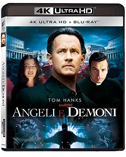 Angeli e Demoni (4K Ultrahd + Blu-Ray) [Blu-ray]