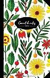 Carnet De Notes: 108 Pages Avec Papier Pointillé - Petit Format A5 - Couverture Souple Et Mate - Blanc Vert Jaune Rouge