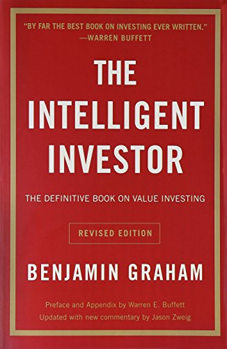 It is a widely acclaimed book by Benjamin Graham on value investing. Written by one of the greatest investment advisers of twentieth century, the book aims at preventing potential investors from substantial errors and also teaches them strat...