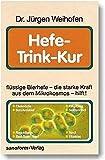 Hefe-Trink-Kur: Flüssige Bierhefe - die starke Kraft aus dem Mikrokosmos - hilft! bei Amazon kaufen