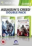 Assassin's Creed 1 & 2 - Ubisoft Double Pack (Xbox 360)