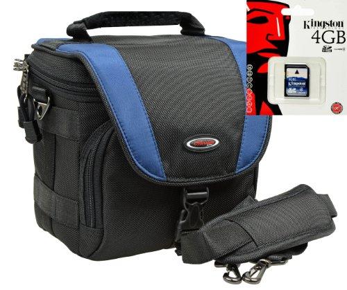 xtrem Outdoor im Set mit 4GB SD Karte Canon EOS 1300D 1300D 760D 750D 750D 80D Nikon D7200 D610 D500 D5500 D5300 D3300 D3200 (Baby-bild-flash-karten)