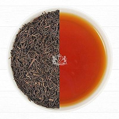 VAHDAM Bio English Breakfast Loose Leaf (Lose Blätter) Tee (225 Tassen), Stark & Vollmundig, Schwarzer Tee, Black Tea, 100% Assam Region Breakfast Tee, Direkt aus Indien, 454g von Vahdam Teas auf Gewürze Shop