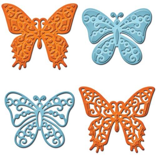 Spellbinders sterben Les Papillions