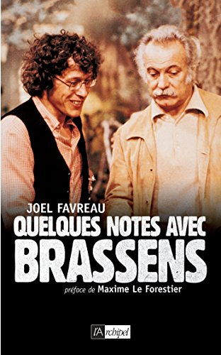 Quelques notes avec Brassens