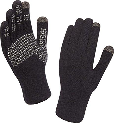 Grip Screen Touch Handschuhe (Sealskinz Ultra Grip Touchscreen Glove - Leichte, wasserdichte Handschuhe)