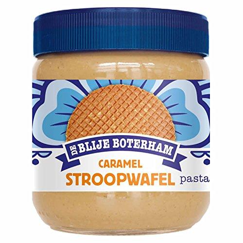 de blije Boterham Karamell Stroopwafel Pasta Creme 300g