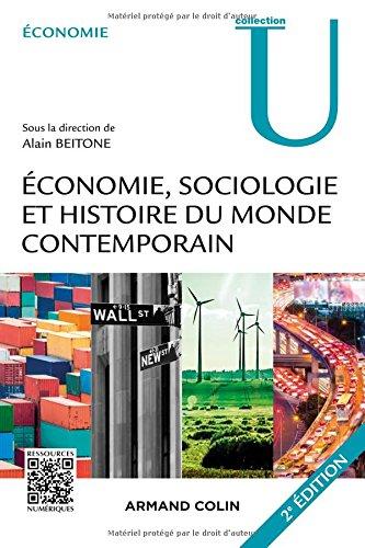 Économie, Sociologie et Histoire du monde contemporain - 2e éd.
