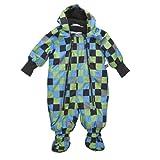 Produkt-Bild: Lego Wear Baby - Jungen Schneeanzug LEGO duplo Baby Schneeanzug - Overall JOSH 615, Gr. 68, Blau (542 BLUE)